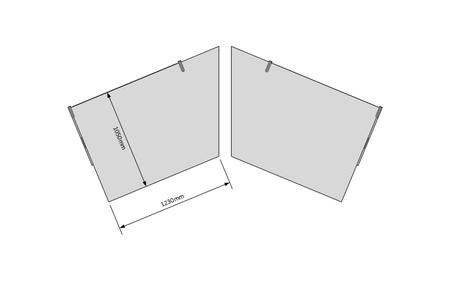 Bild für Kategorie Dacobas-Tischplatte